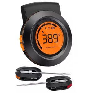 Bluetooth thermometer kamado